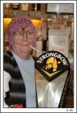 Carole a Delightful Barmaid
