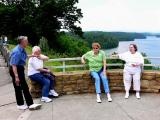 Fred & Jane Schwartz, Beth Roy, Patty Wilcox