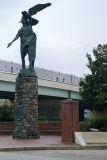 Tamanend Market Street statue 01