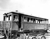 Trolley car named Desire on Okinawa