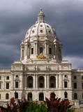 Capital Dome Saint Paul MN