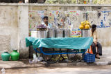 Fruitstall near Haddows Rd