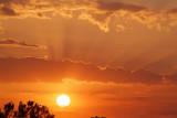 Northern Oklahoma Sunset