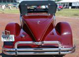 1933 Packard Convertible V-12