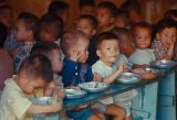 Boy's Lunch at the Orphanage