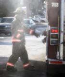 PROFESSION : Sapeur pompier - Courir dans le même sens que le danger