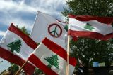 Lebanese Flags