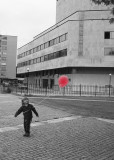 Red Baloon in Bulgaria