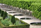 Garden at Mont des Arts (De kunstberg)