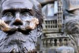 Charles Buls Statue