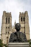 King Baudouin  statue