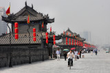The Xi'an wall