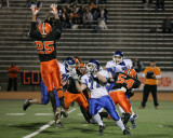 The Section IV Semifinals in High School Football - 2008