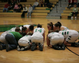 Seton Catholic Central's Girls Basketball Team versus Susquehanna Valley