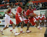National Division Games at The 2008 STOP-DWI Holiday Classic Basketball Tournament
