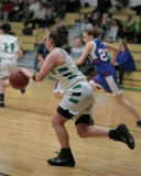 Seton Catholic Central's Girls Basketball Team versus Owego Free Academy