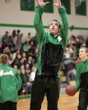 Seton Catholic Central High School's Boys Basketball Team versus Vestal High School in the STAC Tournament