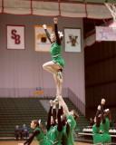 Seton Catholic Central High School's Girls Basketball Team versus Oneonta High School in the STAC Tournament