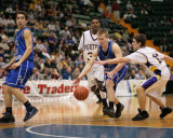 South Kortright vs Greenport in the NYSPHSAA's Tournament for Boys Basketball