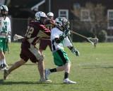 Seton Catholic Central High School's Boys Lacrosse Team versus Whitney Point