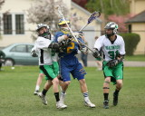 Seton Catholic Central High School's Boys Lacrosse Team versus Maine-Endwell
