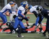 The Section IV Finals for High School Football in New York State - 2010