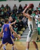 Seton Catholic Central High School's Boys Basketball Team versus Owego Free Academy