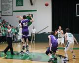 Seton Catholic Central High School's Boys Basketball Team versus Norwich High School