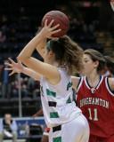 Seton Catholic Central High School's Girls Basketball Team versus Binghamton High School in the STAC Tournament