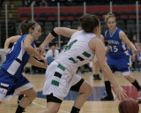 Seton Catholic Central's Girls Basketball Team versus Horseheads High School in the STAC Championship