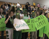Seton Catholic Central's Girls Basketball Team versus South Jefferson in the Class B NYSPHSAA Regionals for Sections 3 and 4