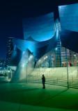 Disney Concert Hall abstract XI