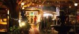 late night inside the Viroqua Public Market