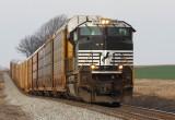 NS 2698 285 Francisco IN 07 Mar 2009