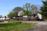 NS 6685 239 Princeton IN 25 Apr 2009