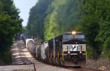 NS 9565 167 Marysville IN 19 July 2009