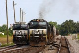NS 9565 167 Princeton IN 19 July 2009