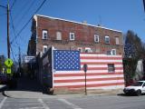 Patriotic Wall