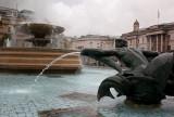 Fountain Trafalgar Square