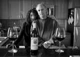 Couple with Cabernet