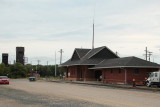 Chicago, Milwaukee, St Paul & Pacific Depot at Hastings MN.