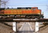 BNSF 4870 on the Burlington Route in Milledgeville, Illinois.jpg