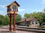 Chicago & North Western Depot at North Freedom, Wisconsin.jpg