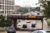Route 40 overpass, built in 1922, still bears CNW Logo.JPG