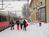 Halden Railwaystation