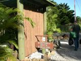 Home for the next week: Rarotonga Beach Bungalows