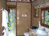 Inside Tupa bungalow