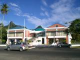 The Avarua government building