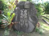 August 21, 1998 - To commemorate the opening of the Punanga Nui by the New Zealand high commissioner to the Cook Islands