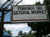 Punanga Nui Saturday morning market